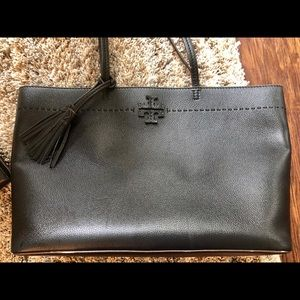 Tory Burch MCGRAW Tote and Wallet